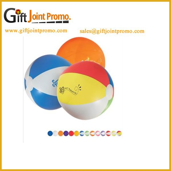 Wholesale Custom Inflatable Toy Style Beach Ball