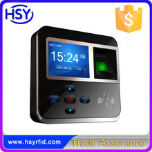 HSY-F211 Security door access system RFID finger access control time recording attendance machine