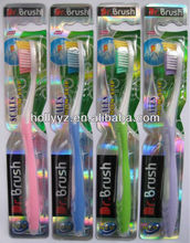 2013 high quality special figure all in one toothbrush use