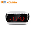 2015 new products OEM/ODM Digital colorful desktop digital clock with alarm,radio, mp3 etc.