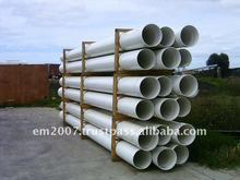 PVC - U / UPVC Pipe for Soil Waste Vent BS 4514, SS 213, AS 1260