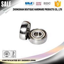 High quality long duration time caster trundle truckle wheel bearing made in China