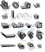sell rubber extruded products