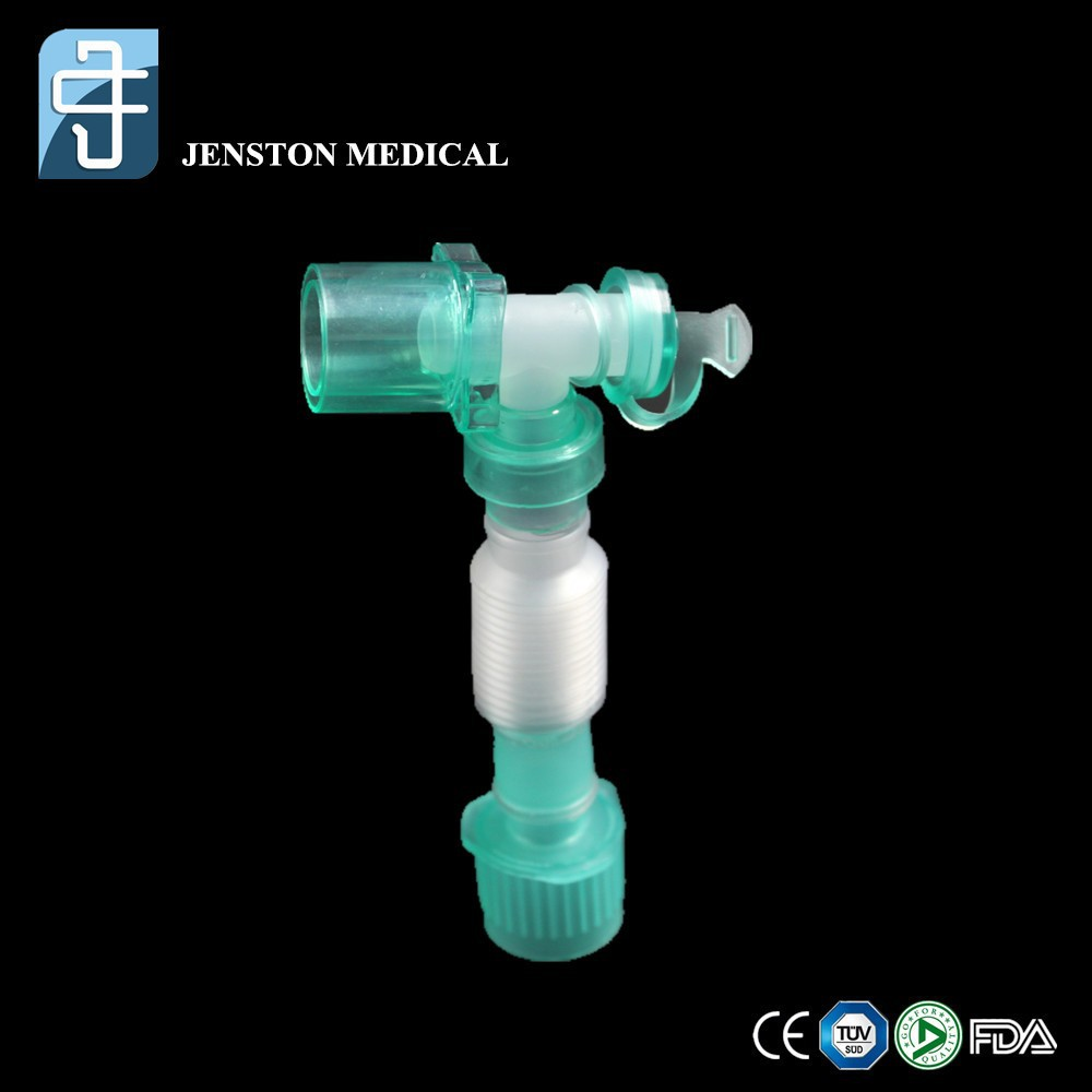 Disposable PP Expendable Connection tubing catheter mount