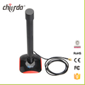 Sucker type communication well received glass plastic portable wifi antenna TV antenna and CB radio antenna