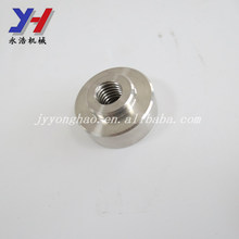 Professional manufacturer made high precision CNC machined 304 stainless steel bearing lock nut