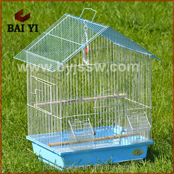 Firm And Beautiful Collapsible Bird Cage With High Quality And Low Price