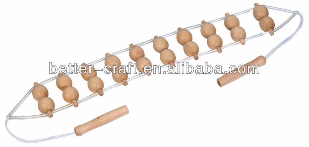 new and hot wooden advanced useful back massage product