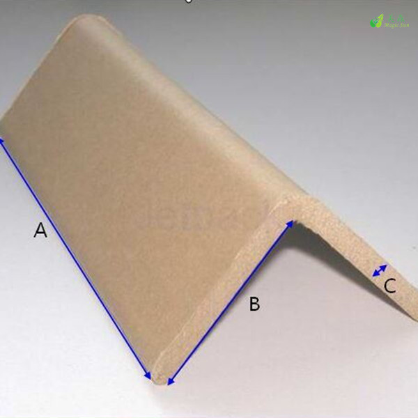 4mm Thick Cardboard for Corner Protect Brown Edge Protectors