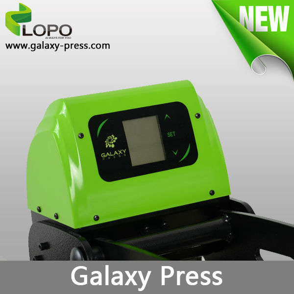 Fashionable design sublimation Galaxy Heat Press Machine