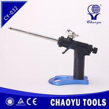 Unique design hot sale worth buying Black Finishing Pu Foam Gun