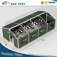 Hot China factory 20 man military tent price low for sale