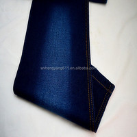 Spandex cotton denim fabric for readymade garment use