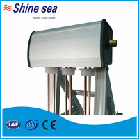 Elegant Appearance U pipe solar collector panel