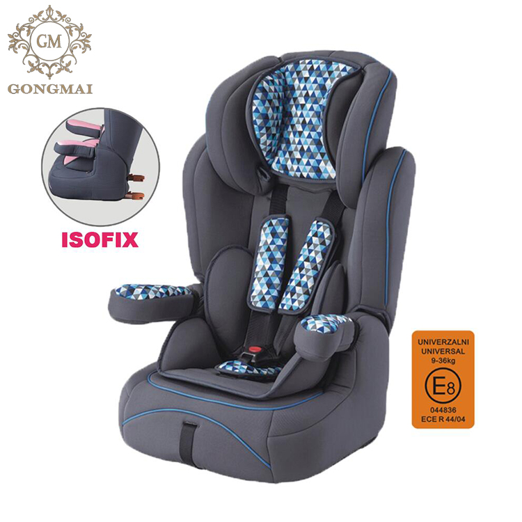 Super light weight isofix child infant pram stroller cushion baby safety car seat