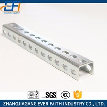China Manufacturer Slotted Low Price U Channel Steel Channel Section