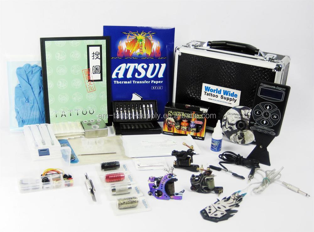 Professional tattoo machine kits sale rotary tattoo gun for Tattoo gun kits for sale