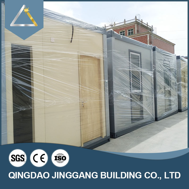 Manufacturer Earthquake Proof Container House Price