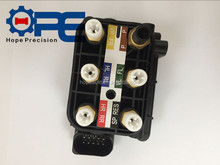 7L0698853C Volkswagen Touareg (7L) 2002-2010 Air Suspension Solenoid Valve Block 7L0698014