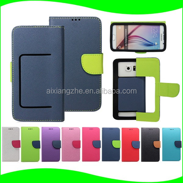 PU display lcd protector case for samsung galaxy s4 mini i9190 i9192 i9195,original packing box for samsung galaxy s4 cover