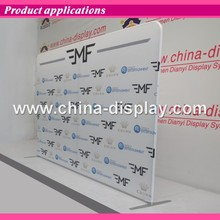 Advertising promotion stand fabric photography backdrop display modular exhibition stand