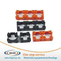 18650 plastic battery spacers 3x for assembling packs 18650 battery holder spacer & 26650 battery holder spacer