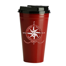 Manufacture Widely Used Double Wall Coffee Plastic Cup Printing