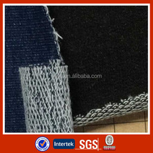 Raw denim fabric/China supplier/wholesale cotton knitted denim