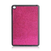 Factory price PC+ TPU Protective Leather back cover for ipad mini 4, plastic hard case