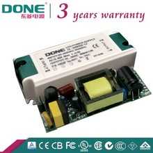 110V 220V Constant Current 3 Years Warranty High PF 30W 900mA DONE Down Light Indoor LED Driver