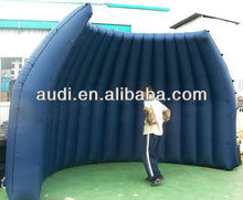 4mx3m noise barriers inflatable Wall