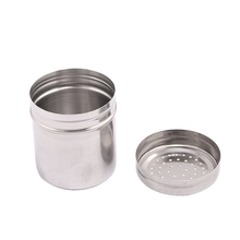 unique stainless steel magnetic spice jar