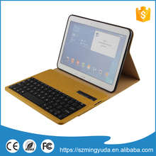 Quality 11.6 inch tablet pc leather keyboard case