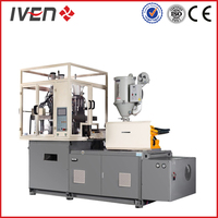 plastic injection stretch blow molding machine (ISBM)