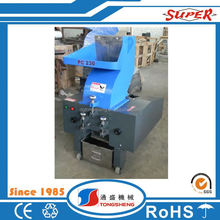 Quality warranty plastic bottles and film crusher