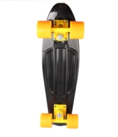 Byeboo new high quality cheap wholesale 22 inch mini fish skateboard