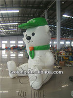 custom inflatable mascot cartoon, inflatable character model