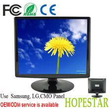"lcd square 19"" vertical usb computer monitor 4:3 ratio"