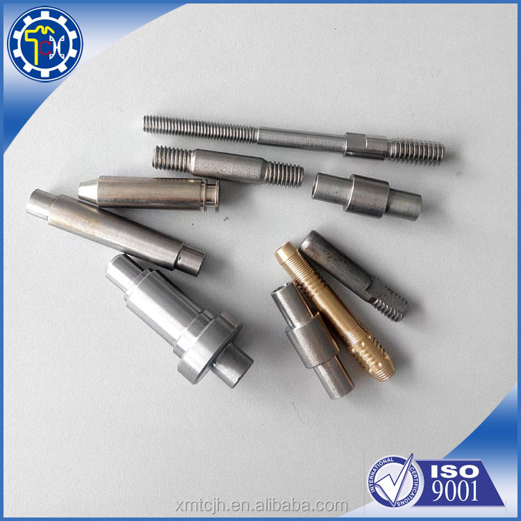 Custom Stainless Steel Pins Threaded Dowel of CNC Car Part