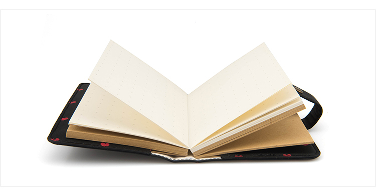 Languo Hardcover Leather Notebook