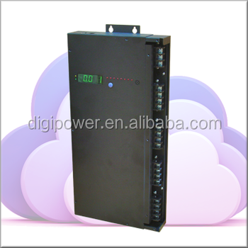 8 ports 230V 32 amp IP Meter, circuit current monitor
