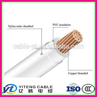 12 AWG TW/ THW/ THWN/ THHN wire solid copper conductor