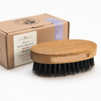 boar bristles beard cleaning brush from china