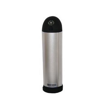 Electric bicycle battery water bottle type down tube battery 36v 9Ah / 11Ah
