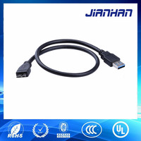 china alibaba express high compatibility 4.8gbps 3.0 micro usb data cable for Samsung mobile phone
