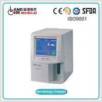 Hematology Analyzer with touch screen with CE