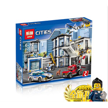 New police station Brick man Toys MT104464