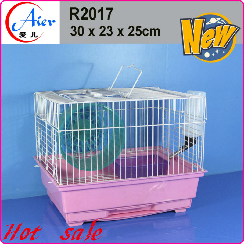 cheap small animal cage hamster house R2017
