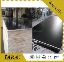 AAA gradeAAA grade hardplex/korin plex black/brown film faced plywood