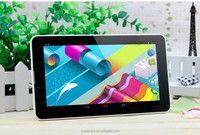 Cheap 7 inch MTK8382 Quad Core 3G Tablet Android 4.2 Dual sim slot, ,bluetooth,gps 1024x600 1G/8GTablet